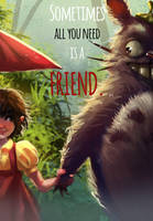 True friends are forever. by leopinheiro