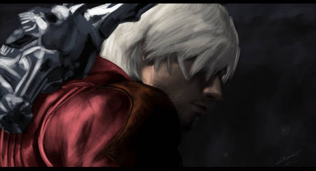 dante - the dying wish by itchcrotch