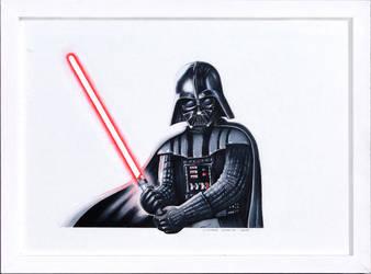 Darth Vader by Deleitesemcor