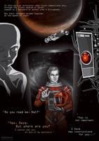 A Space Odyssey by sallymarsh