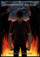 Forbidden realm. Chapter 2. Where be dragons by Amee-J