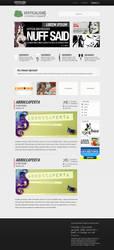 Verticalismi.it 3.0 by lysergicstudio