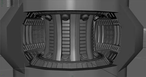 Reactor Core WIP by Chris-Barlow