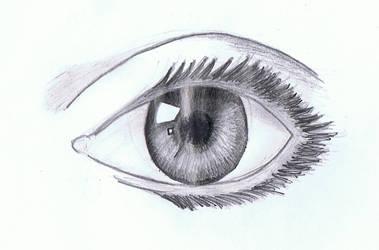 Traditional eye practice by Felderanto