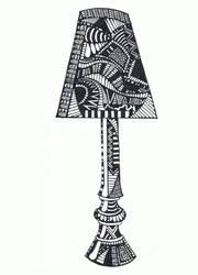 Doodle No.11 ''lamp'' by Felderanto