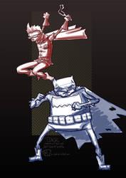 Dark Knight Returns Fanart by mkhoddy