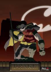 Robin - Tim Drake by mkhoddy