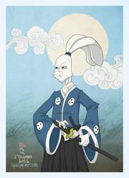 Usagi Yojimbo by mkhoddy