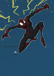 Superior Spider Man by mkhoddy