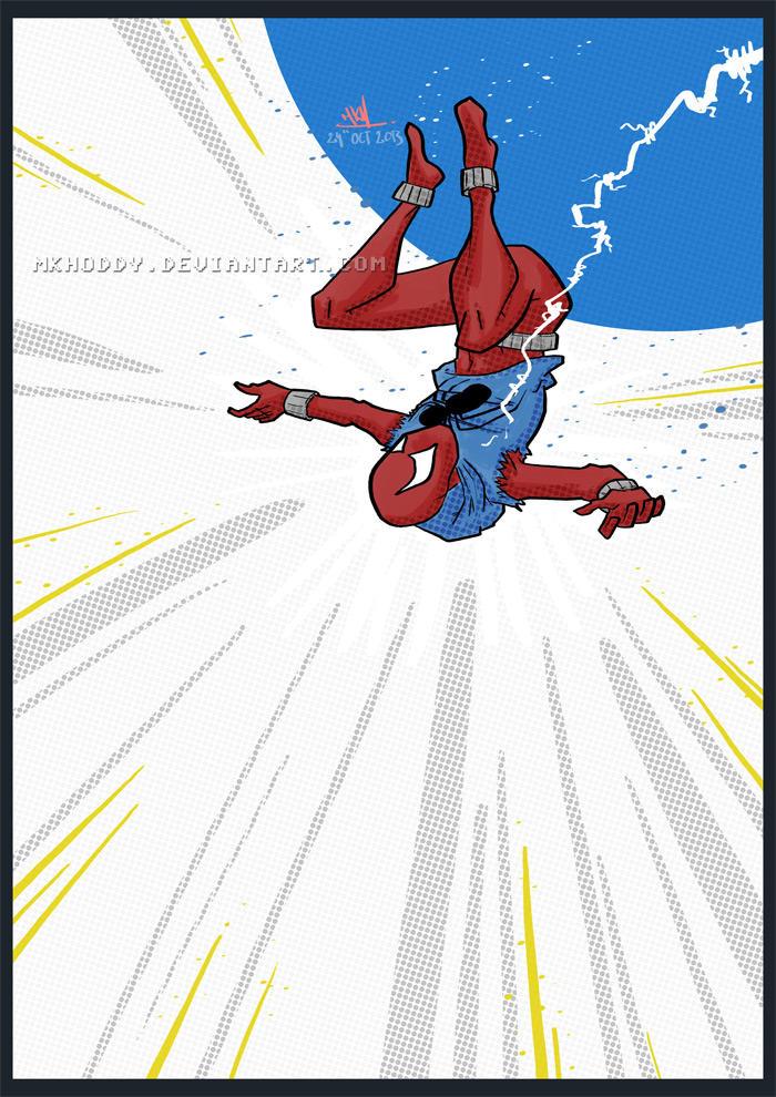 Scarlet Spider by mkhoddy