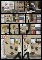 Ninja Vitus Intro: Page 1 by mkhoddy