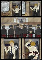 Ninja Vitus Intro: Page 5 by mkhoddy