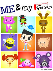 Me and my I Friends by seaj0725