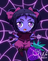 [P] Muffet Cute by xenokurisu