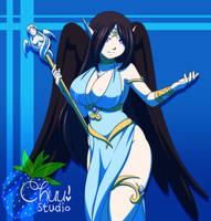 [C] Priestess by xenokurisu