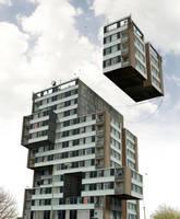Tower Block by Zipadeedoodle