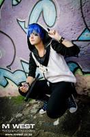 !Panda Hero! _ Vocaloid KAITO 1 by Yamaki-Chiya