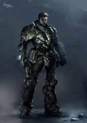 armor by zzjimzz