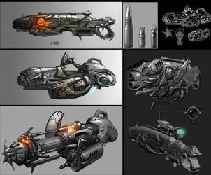 guns design by zzjimzz