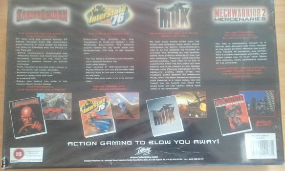 Action Hall of Fame box - back by WarriorRazor