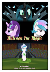 Unleash the Magic Cover by koolfrood