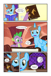MLP:FiM- Ian's Story Page 11 by koolfrood