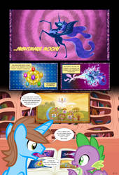 MLP:FiM- Ian's Story Page 13 by koolfrood
