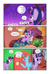 MLP:FiM- Ian's Story Page 15 by koolfrood