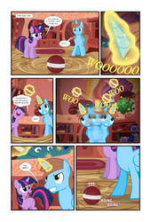 MLP: FiM- Ian's Story Page 16 by koolfrood
