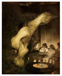 Crooked Domicile by E-X-O-G-E-N