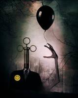 My Black Balloon by E-X-O-G-E-N
