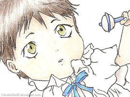 Innocent Baby Cain by ItoshiiSteffi
