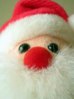 Santa Cheers by AYKIERIN