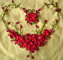 Heart Roses by AYKIERIN