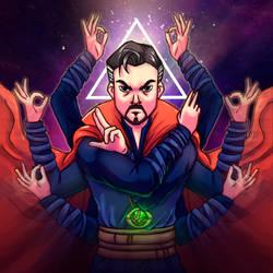 Doctor Strange by Joe-Garcia