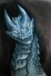 dragon 1 by Karintina