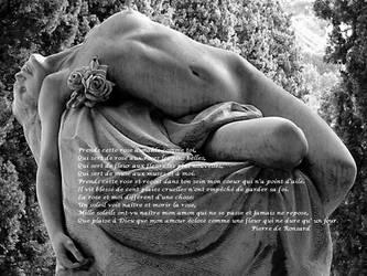 Citation de Pierre de Ronsard by corzorodia