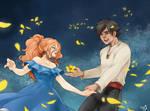 Jane and Antony by SAKAWA