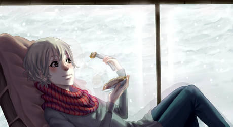 Peace on a Winter's Day by NyaNanaX