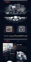 Prospero Creative Website by DerekProspero