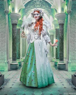 The Green Fairy by DerekProspero