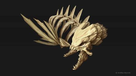 Bones by n-pigeon