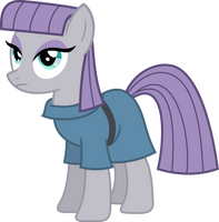 Maud Rock by Porygon2z
