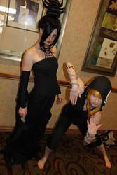 Witch sisters by Aisuru-Oneesama