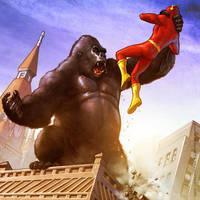 Gorilla Grodd by AdmiraWijaya