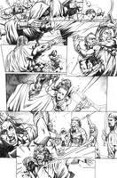 Hercules Page 19 Pencil by AdmiraWijaya