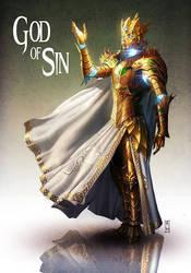 God of Sin by AdmiraWijaya