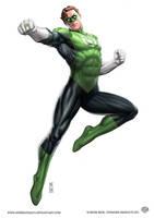 Green Lantern by AdmiraWijaya