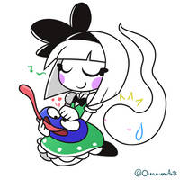Gift: Youmu and Gooey by Quarium