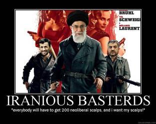 Basterd Bashing: Iran Basterds by Kaptain-Kefiah